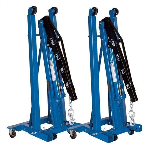 1.5 Ton Foldable Engine Crane Fast Rise 2pk