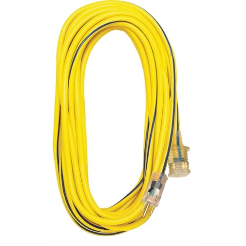 Ext Cord w/ lighted end Heavy