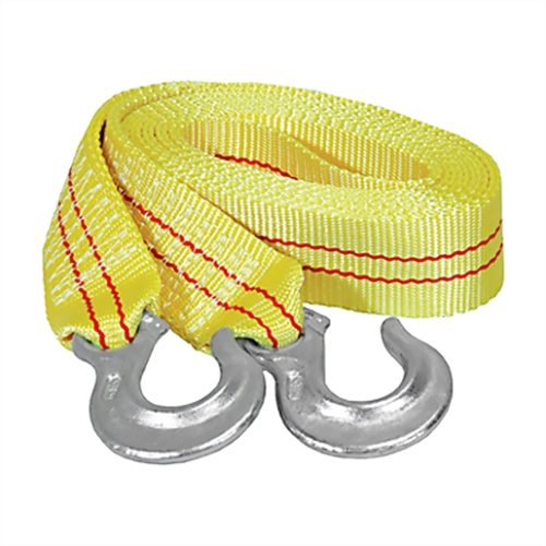 Tow Straps With Forged Hooks 2in. x 15ft. 10,000lb