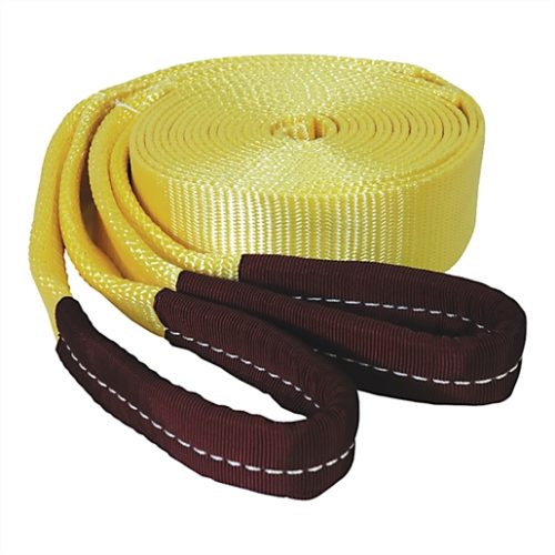 Tow Strap With Looped Ends 2in. x 20ft. 15,000 lbs