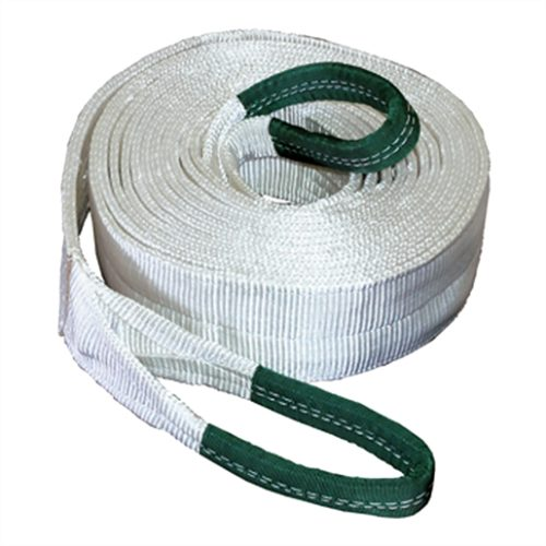 Tow Strap With Looped Ends 4in. x 30ft. 40,000lbs