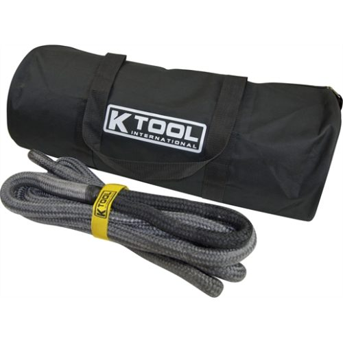 """Recovery Tow Rope 3/4"""" x 20', Black Eyes"""
