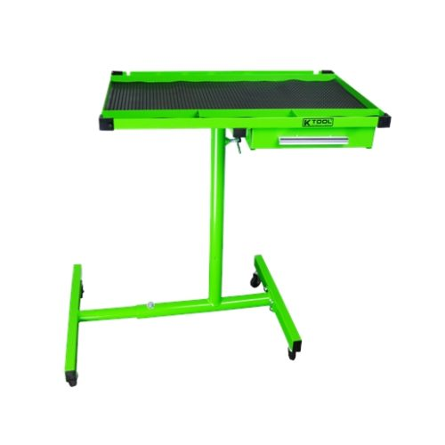 "Work Table Adjustable 30"" - Green"