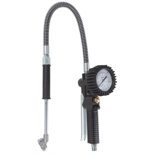 Professional Tire Inflator Gauge