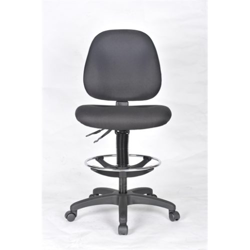 Workbench Chair -Upholstered Mid Back Deluxe