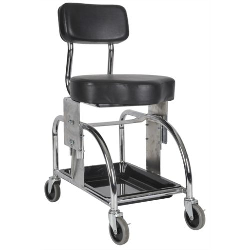 Tool Trolley, Heavy Duty Adjustable Height