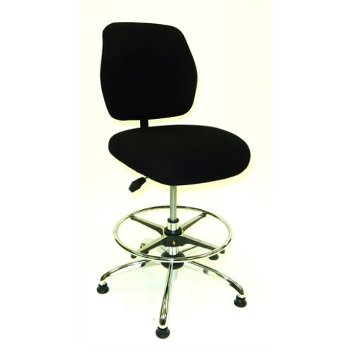 ESD Chair - High Height - Economy Black