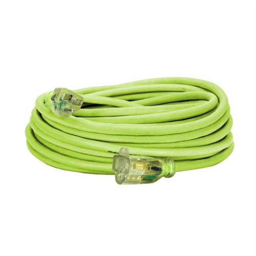 Flexzilla Pro Extension Cord, 14/3 AWG SJTW, 50'