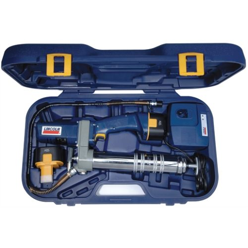 12 Volt Cordless PowerLuber® Grease Gun with Battery Kit