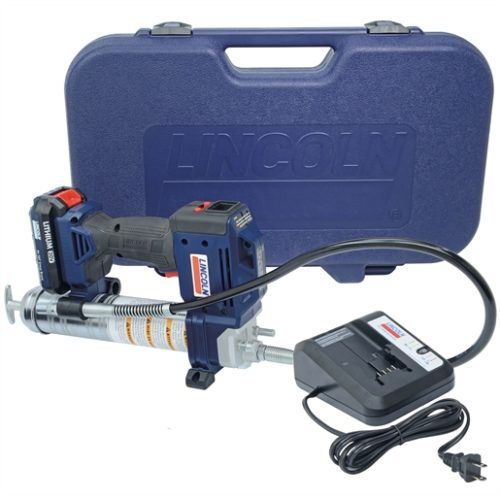 20V Li-Ion PowerLuber Kit with Single Battery