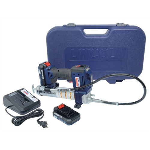20 Volt Li-Ion PowerLuber Kit (Dual Battery)