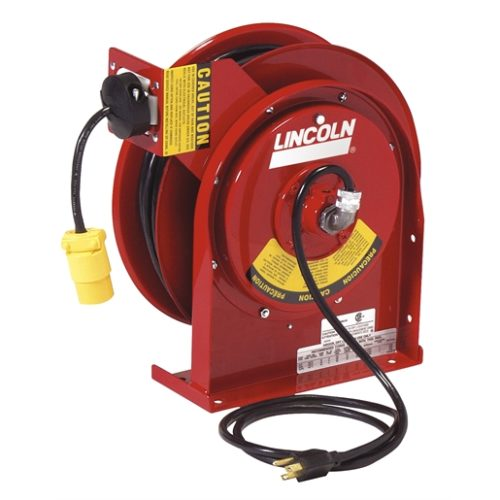 HD EXTENSION CORD REEL 20AMP RECEPTACLE
