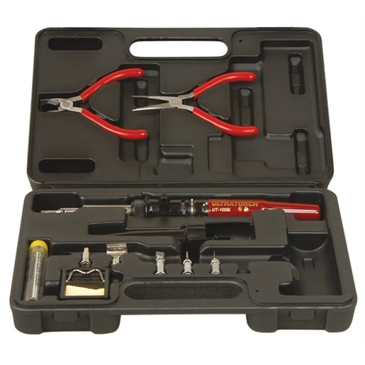 ULTRATORCH STD SIZE SELF-IGNITING W/TIPS TOOLS & P