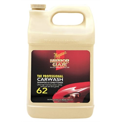 Meguiar's® Carwash Shampoo and Conditioner, 1 Gall