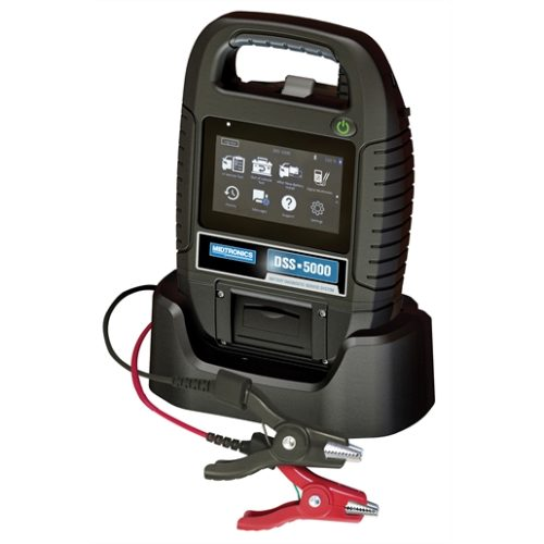 12 BATTERY & ELECTRICAL SYSTEM TESTER W/PRINTER