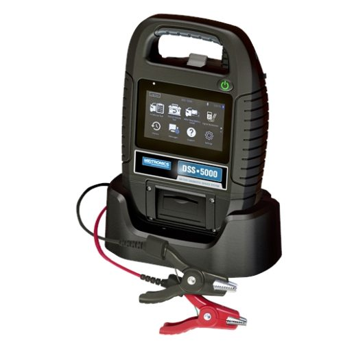 12V BATTERY & ELECTRICAL SYSTEM TESTER w/PRINTER
