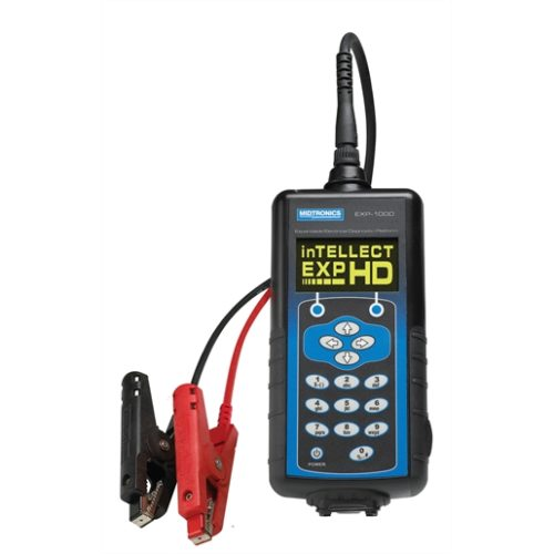 DIG BATTERY ELEC SYS ANALYZER W/INDUCTIVE AMP-CLAM