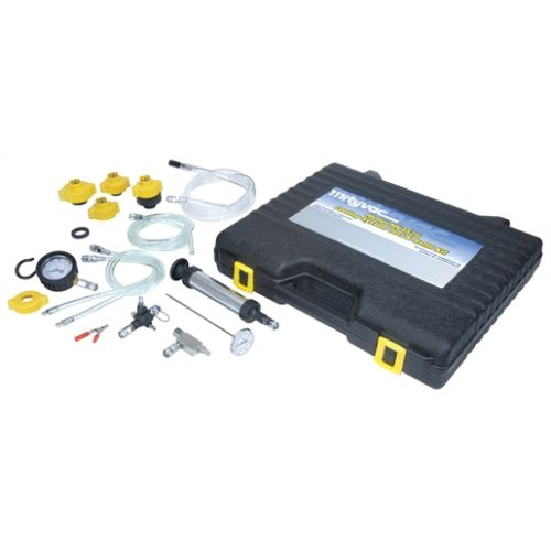 COOLANT SYSTEM TEST DIAGNOSTIC AND REFILL KIT