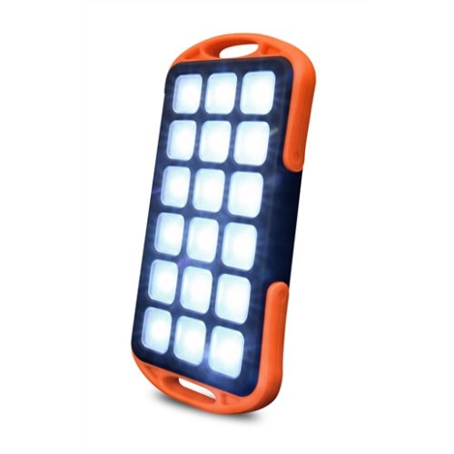 Power Bank and LED Light