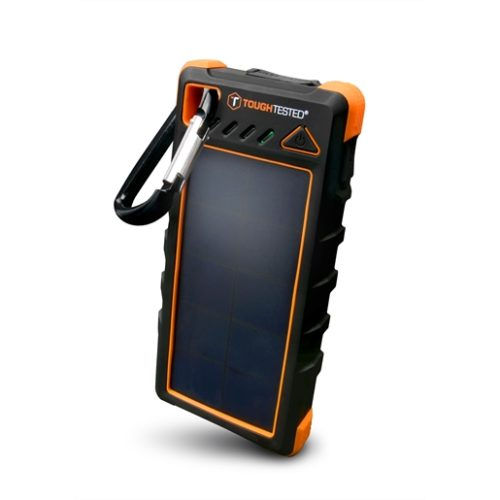 Power Bank 16000mAh Solar/IP67/LED