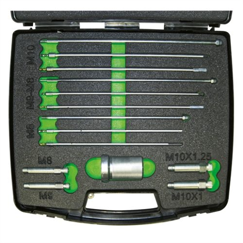 Complete Kit for glow plug electrode extraction