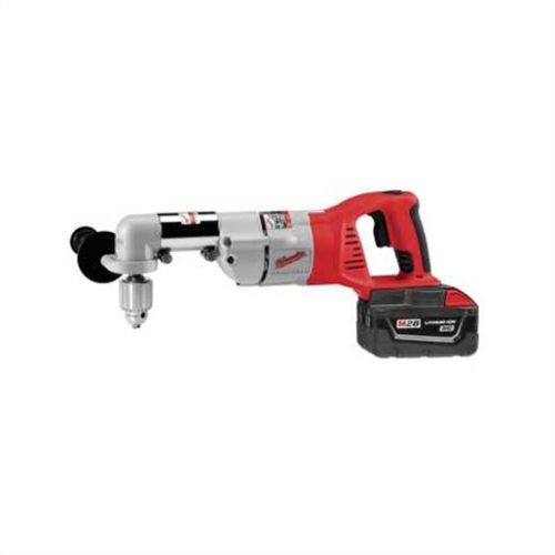 M28 CORDLESS RIGHT ANGLE DRILL (1) LITH-ION BATT KIT