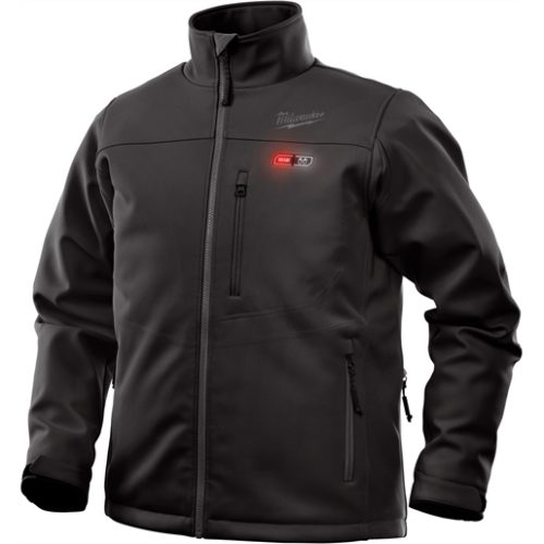 M12 HEATED TOUGHSHELL JACKET KIT L (BLACK)