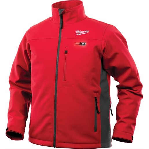 M12 HEATED TOUGHSHELL JACKET KIT S (RED)
