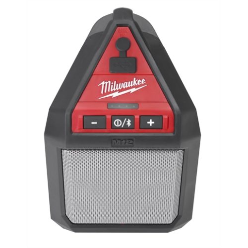 M12 WIRELESS BLUETOOTH JOBSITE SPEAKER