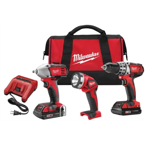 M18 CORDLESS LITH-ION 3-TOOL COMBO KIT