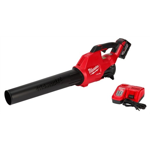 M18 FUEL 120 MPH 450 CFM 18V LITH-ION BRUSHLESS CORDLESS HANDHELD BLOWER KIT 9.0 AH BATT, RAPID CHARGER