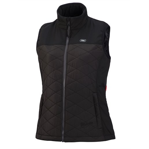 M12 HEATED WOMEN'S AXIS VEST KIT (XL) IN BLACK