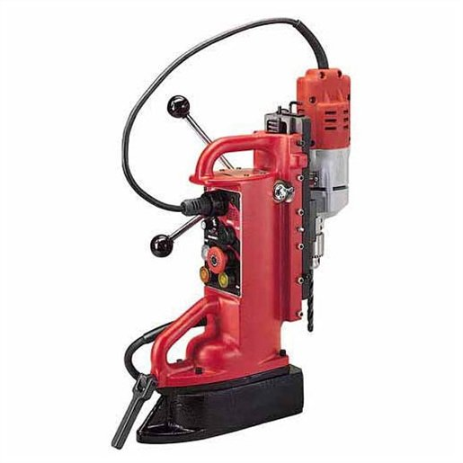 """ADJUSTABLE POSITION ELECTROMAGNETIC DRILL PRESS 1/2"""" MOTOR"""