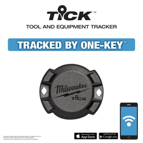 TICK TOOL EQUIPMENT TRACKER 50-PK