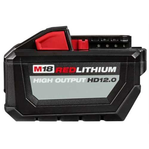 M18 REDLITH HIGH OUTPUT HD12.0 BATT-PK RAPID CHARGER