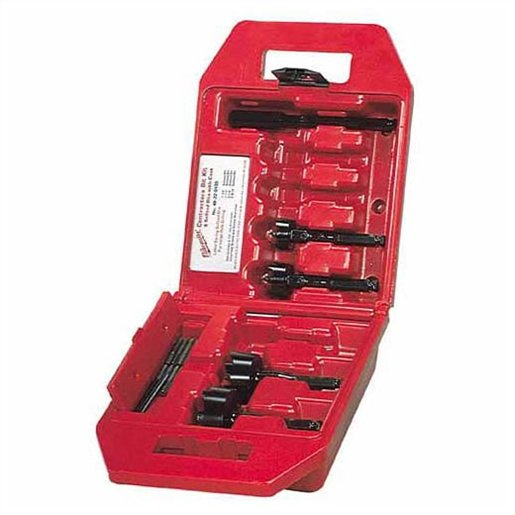 4-PC CONTRACTOR'S SELFEED BIT KIT