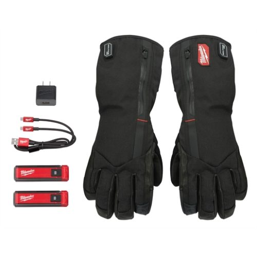 ELECTRIC TOOLS MLW561-21XL REDLITH USB HEATED GLOVES - EXL