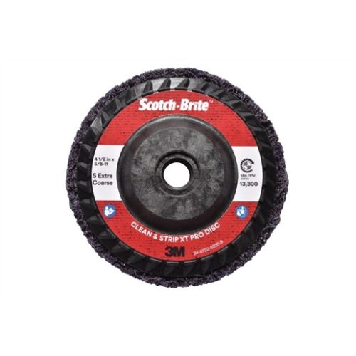 Scotch-Brite XT Pro Disc 4-1/2 in x 5/8 in