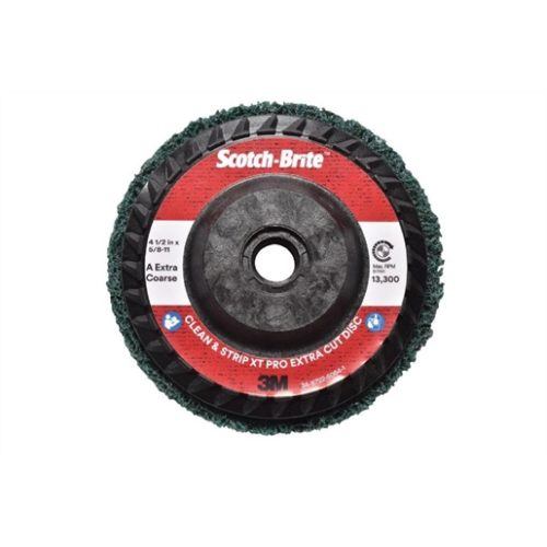 Scotch-Brite XT Pro Extra Cut Disc 4-1/2 in 5/8 in