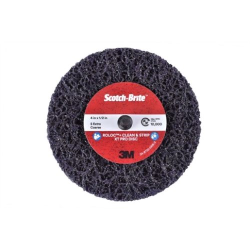 Scotch-Brite XT Pro Disc 4 in x 1/2 in