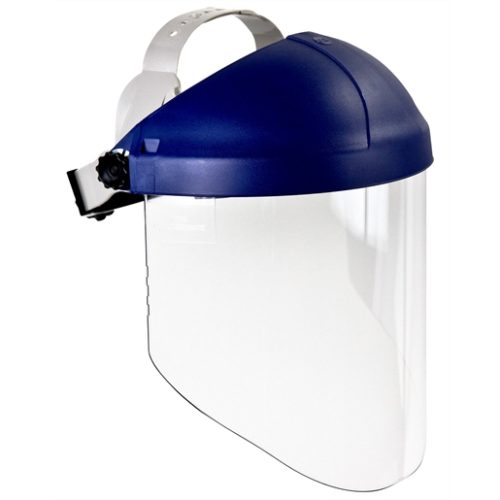 3M Ratchet Headgear H8A and WP96 Faceshield