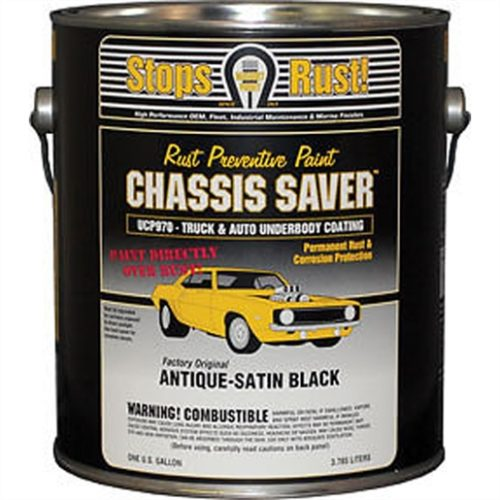 Chassis Saver Satin Black-GL