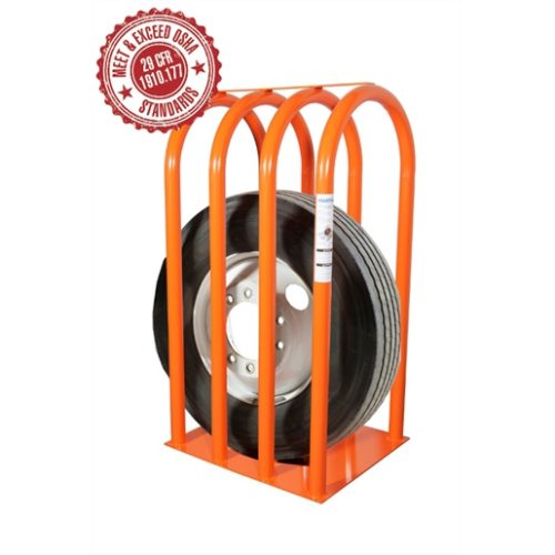 4 BAR TIRE INFLATION CAGE