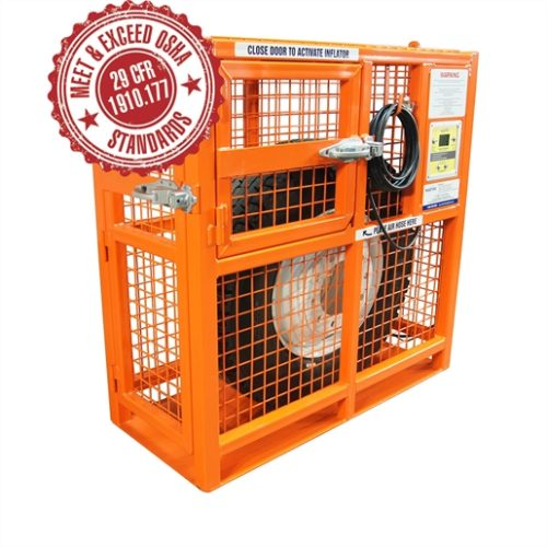 AUTOMATIC HD TIRE INFLATION CAGE 52  OD