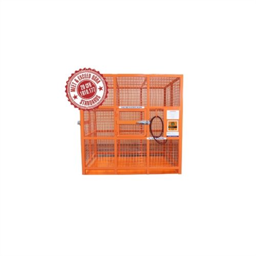 AUTOMATIC HD TIRE INFLATION CAGE 82 OD