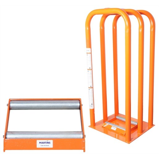TIRE INFLATION CAGE ROLLER KIT