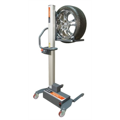 RECHARGEABLE TIRE & WHEEL LIFTER