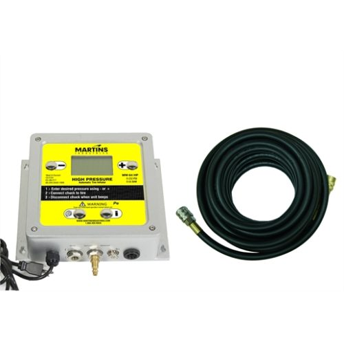 AUTOMATIC TIRE INFLATOR 232PSI X 1 OUTLET