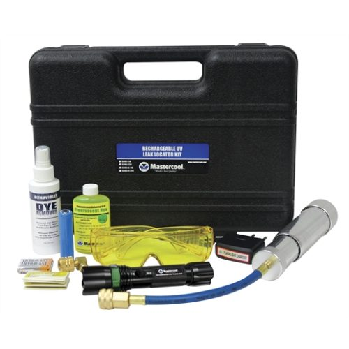 Rechargeable True Uv 25 application dye kit