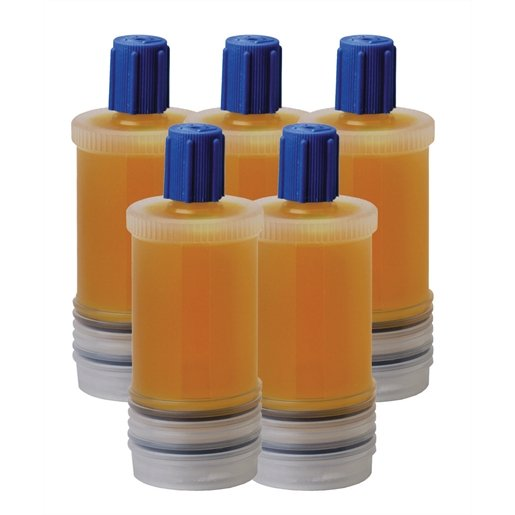 5PK Universal Concentrated Dye Cartridge